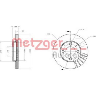 Metzger 6110042