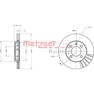 Metzger 6110015