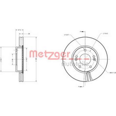 Metzger 6110175