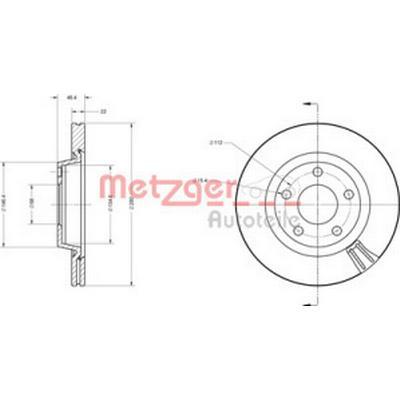 Metzger 6110029
