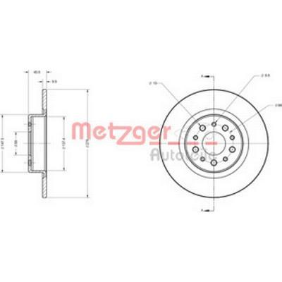 Metzger 6110320