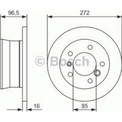 Bosch 0 986 479 B33
