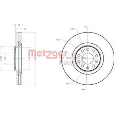 Metzger 6110134