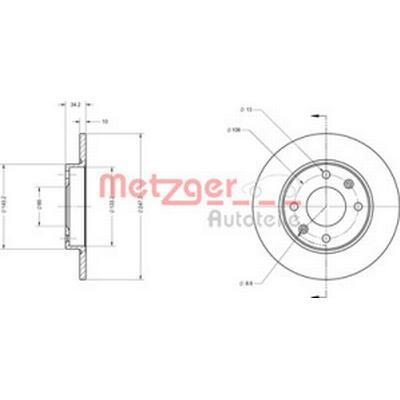 Metzger 6110037