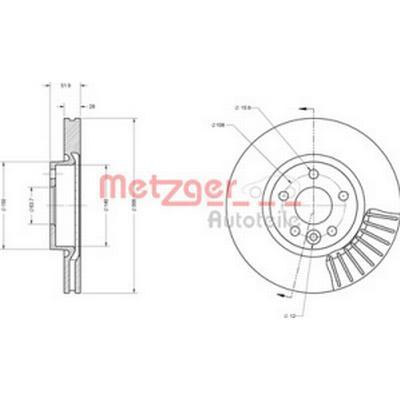 Metzger 6110073