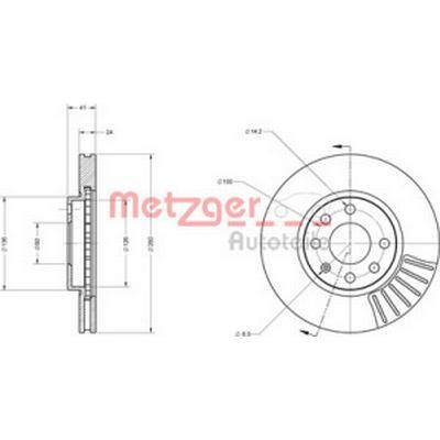 Metzger 6110145