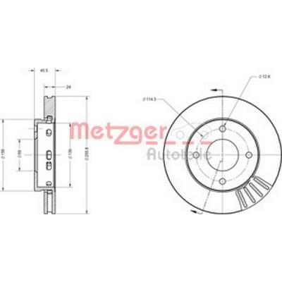 Metzger 6110111
