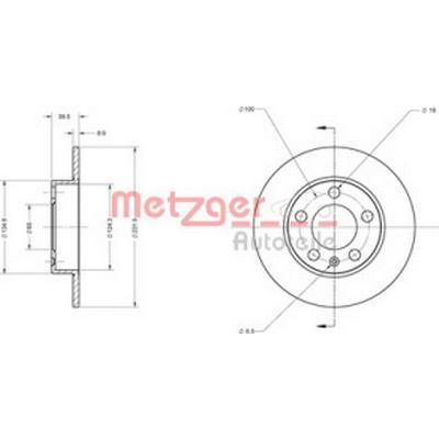 Metzger 6110376