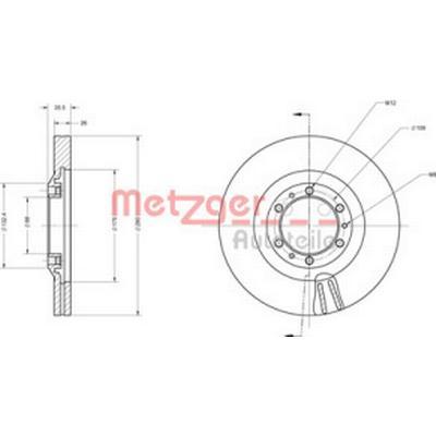 Metzger 6110203