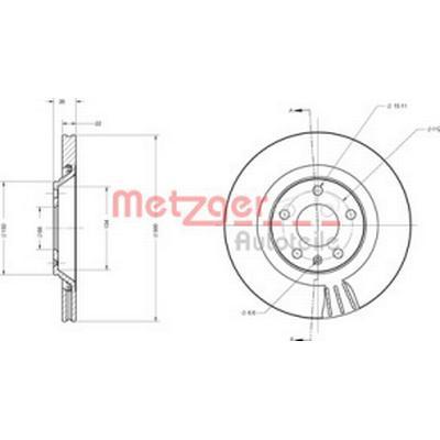 Metzger 6110697