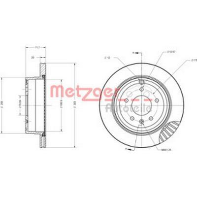 Metzger 6110294