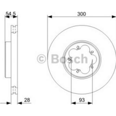 Bosch 0 986 479 307