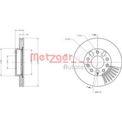 Metzger 6110523