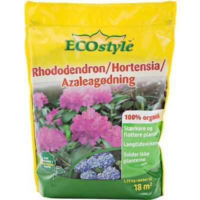 Ecostyle Rhododendron, hydrangea and azaleagødning 1.75kg