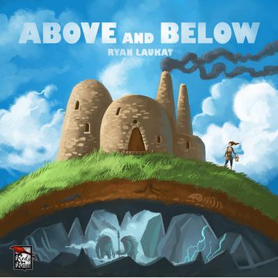 Red Raven Games Above & Below