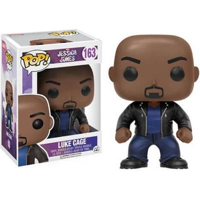 Funko Pop! Marvel Jessica Jones Luke Cage