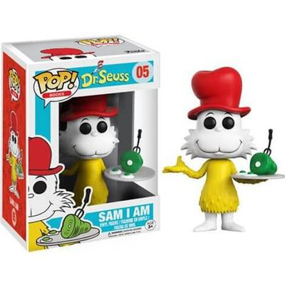 Funko Pop! Books Dr. Seuss Sam I Am