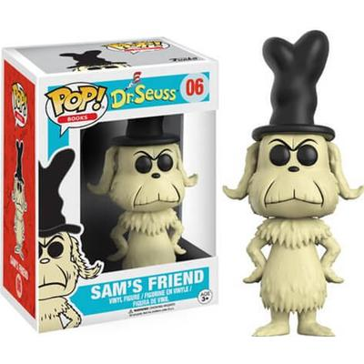 Funko Pop! Books Dr. Seuss Sam's Friend