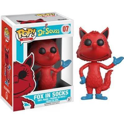 Funko Pop! Books Dr. Seuss Fox in Socks