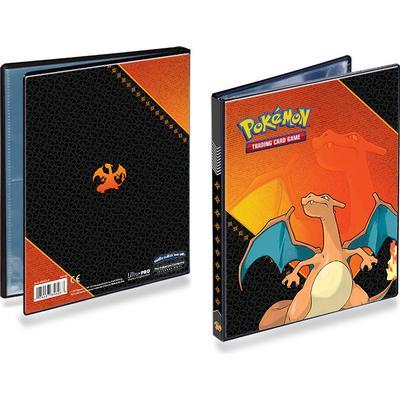 Pokémon Portfolio 4 Pocket Charizard