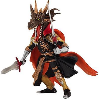 Papo Fire Dragon Man 38972