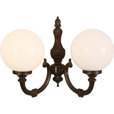 Mullan Lighting Ben 2 Arm Wall Lamp Vägglampa