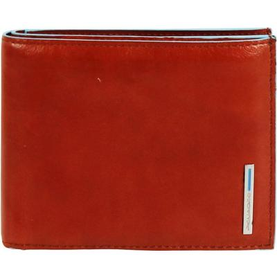 Piquadro Blue Square Wallet