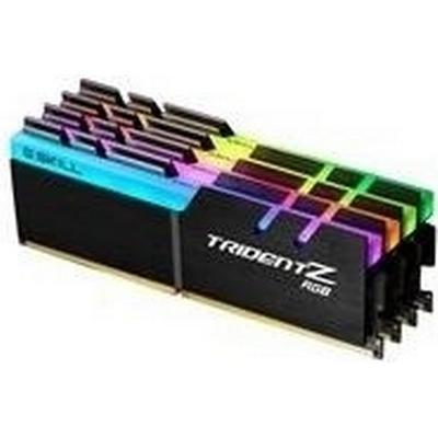 G.Skill Trident Z RGB DDR4 3000MHz 4x8GB (F4-3000C16Q-32GTZR)