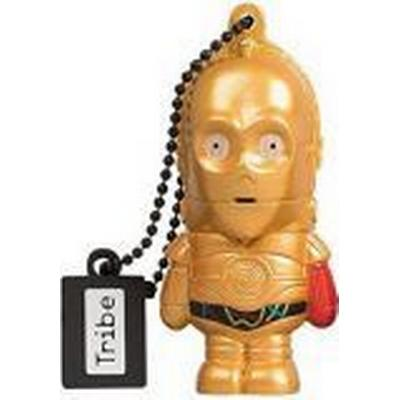 Tribe Star Wars C-3PO Red Arm 16GB USB 2.0