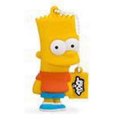 Tribe Bart Simpson 16GB USB 2.0