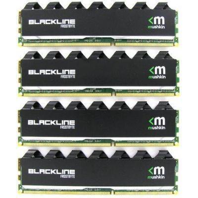 Micro Blackline DDR4 2400MHz 4x4GB (MBA4U240FFFF8GX2)