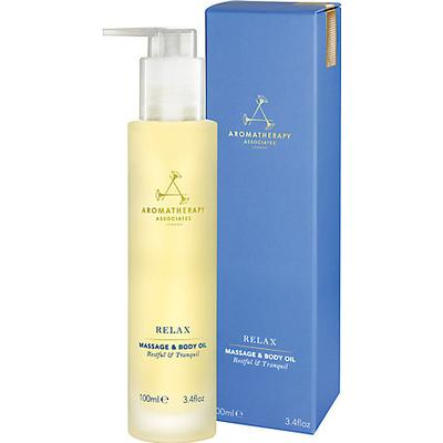 Aromatherapy Associates Relax Body and Massage Oil 100ml