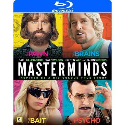 Masterminds (Blu-ray) (Blu-Ray 2015)