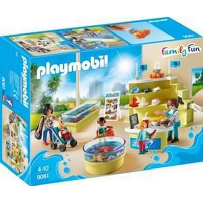 Playmobil Aquarium Shop 9061