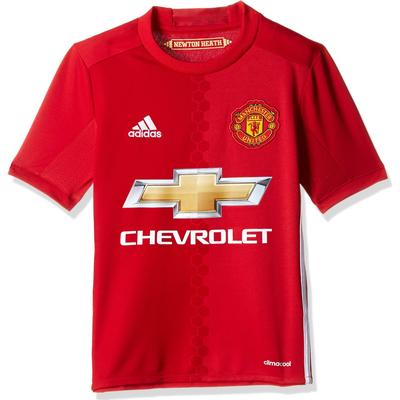 Adidas Manchester United Home Jersey 15/16 Youth