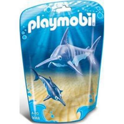 Playmobil Swordfish with Baby 9068