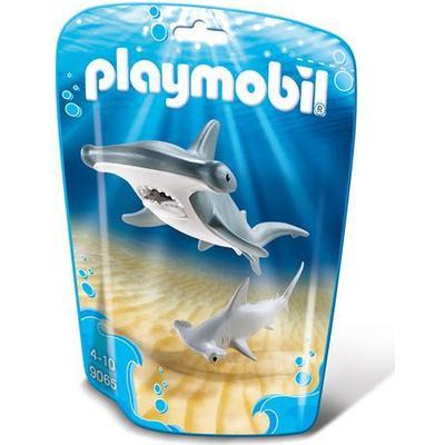 Playmobil Hammerhead Shark with Baby 9065