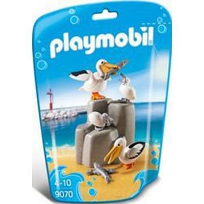 Playmobil Pelican Family 9070