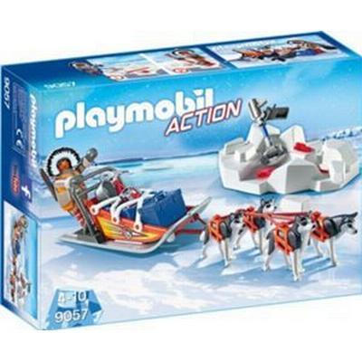 Playmobil Husky Drawn Sled 9057
