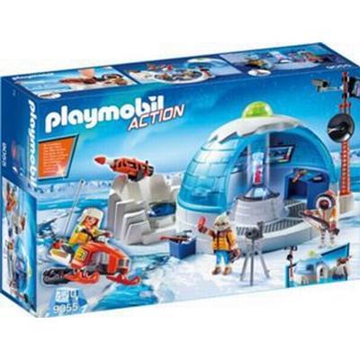 Playmobil Arctic Expedition Headquarters 9055