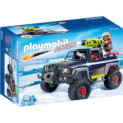 Playmobil Ice Pirates with Snow Truck 9059