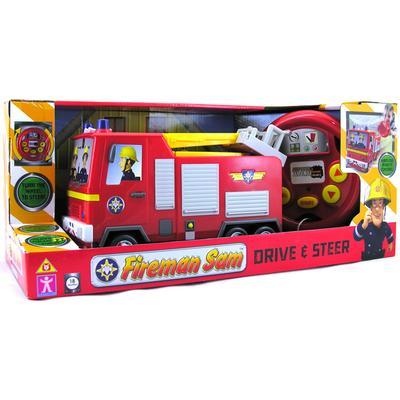 Character Fireman Sam Jupiter Drive & Steer