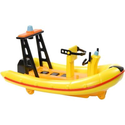 Character Fireman Sam Neptune Rescue Boat Die Cast Vehicle