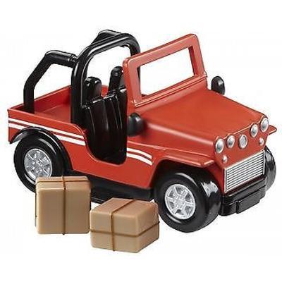 Character Postman Pat Vehicle & Accessory Set Off Road Vehicle
