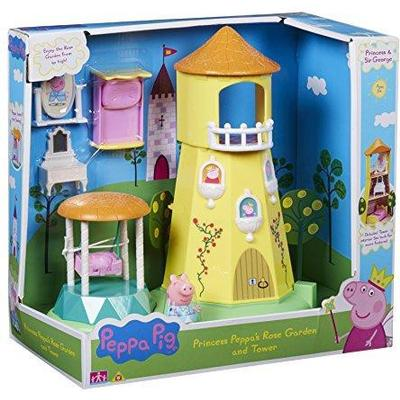 Character Peppa Pig Peppa's Rose Garden & Tower