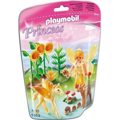 Playmobil Autumn Fairy Princess with Pegasus 5353