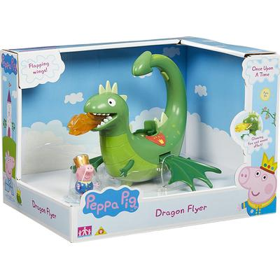 Character Peppa Pig Once Upon a Time Dragon Flyer