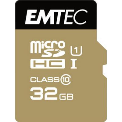 Emtec Gold+ MicroSDHC Class10 32GB