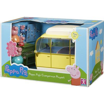 Character Peppa Pig Campervan