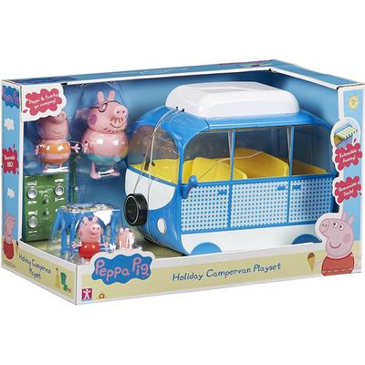 Character Peppa Pig Holiday Time Campervan